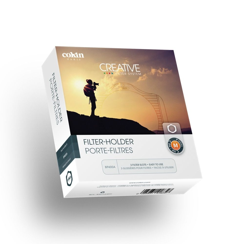 Cokin Filter Houder P- Serie / BP-400