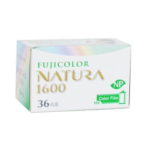 Fujicolor Natura 1600 135-36