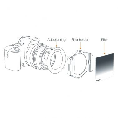 Cokin Adapter Ring Z-Pro Hasselblad B70