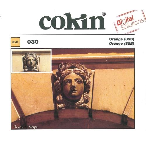 Cokin Filter P030 Orange 85B / M-series (P-series)