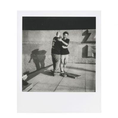 Polaroid 600 B&W Instant Film