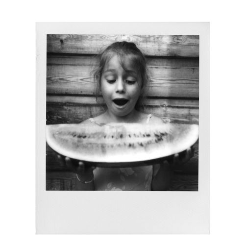 Polaroid 600 Film Instantané Noir et Blanc