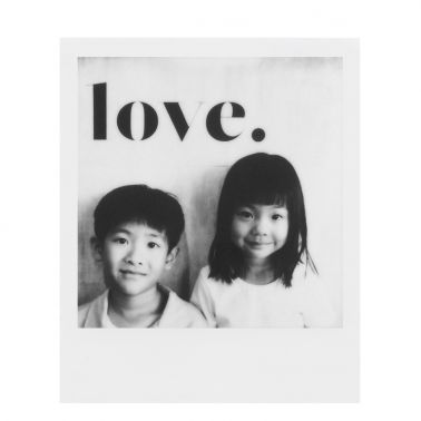 Polaroid i-Type Film Instantané Noir et Blanc