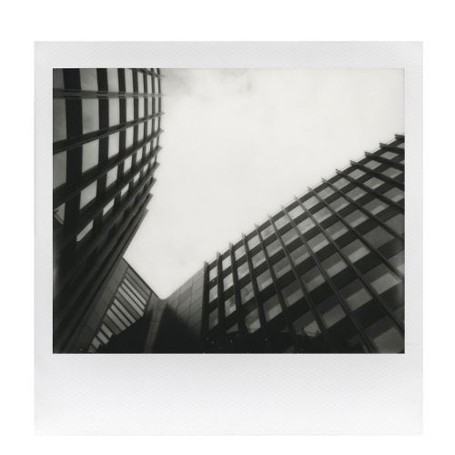 Polaroid Spectra Film Instantané Noir et Blanc