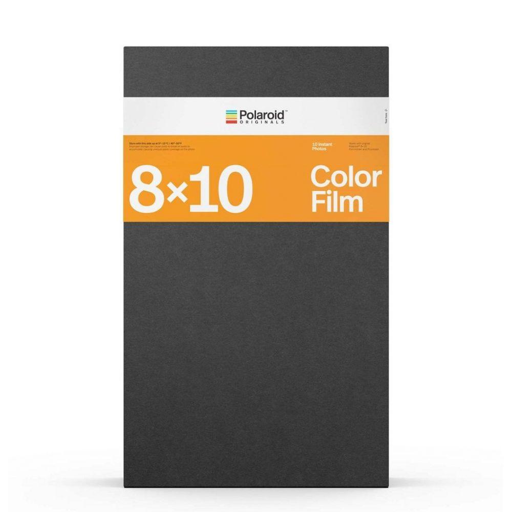 "Polaroid 8x10"" Film Couleur"