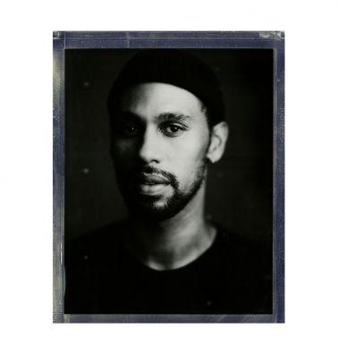 "Polaroid 8x10"" Film Noir et Blanc"