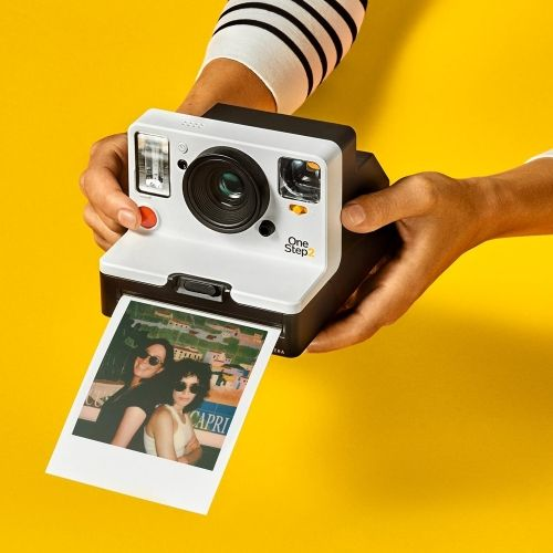 Polaroid OneStep 2 Instant Camera - White