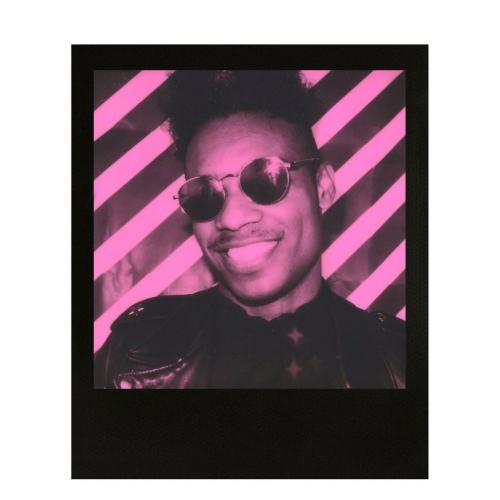 Polaroid 600 Pink Duochrome Instant Film