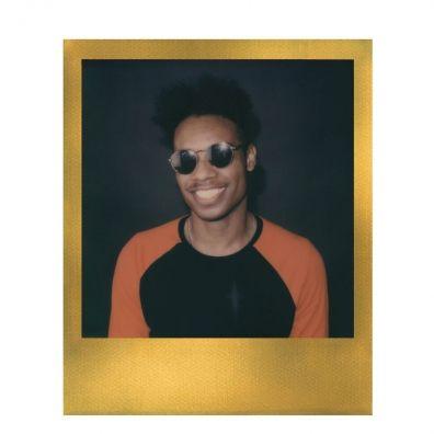 Polaroid 600 Film Instantané Couleur - Cadres Dorés