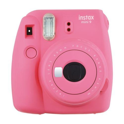 Fujifilm Instax Mini 9 - Flamingo Pink