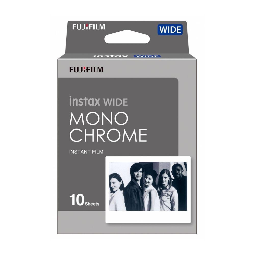 Fujifilm Instax Wide Monochrome Film / (1x10)