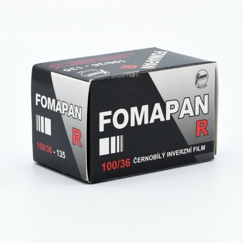 Fomapan R100 35mm - Starter Kit