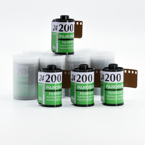 Fujicolor C200 135-24 (bulk) / 10-pack