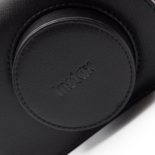 Leather Bag Instax Wide 300 - Black