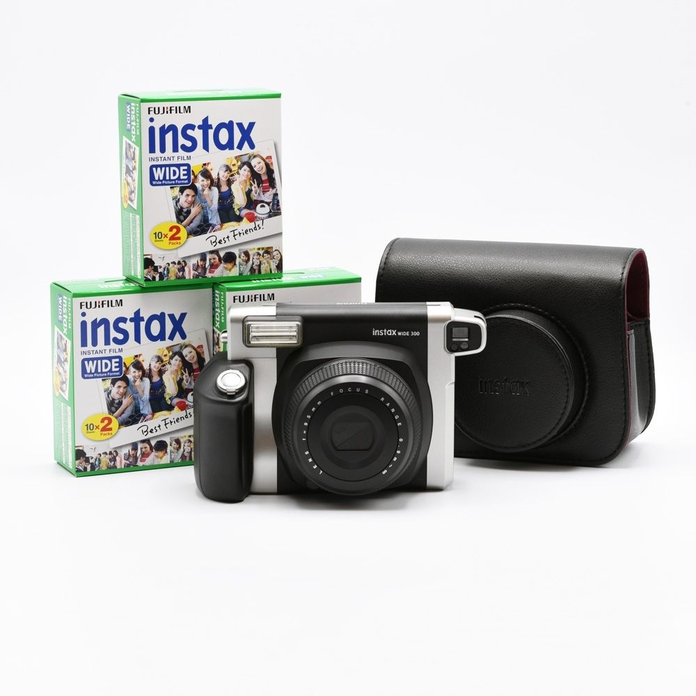 Fujifilm Instax Wide 300 / Event Kit