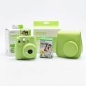 Fujifilm Instax Mini 9 - Lime Green / Premium Kit