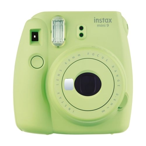 Fujifilm Instax Mini 9 - Lime Green / Enthusiast Kit