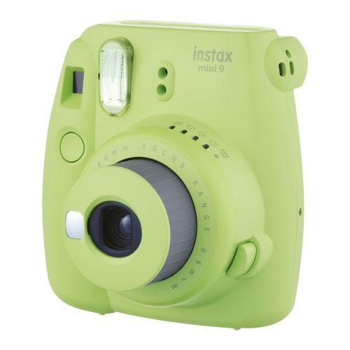 Fujifilm Instax Mini 9 - Lime Green / Enthusiast Kit