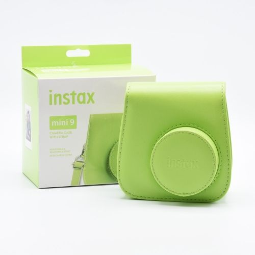 Camera Bag for Instax Mini 9 - Lime Green