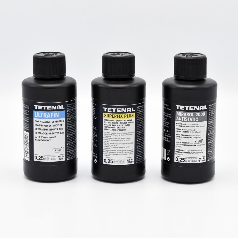 TETENAL B&W STARTER KIT - 250ml