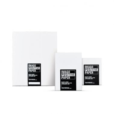 12,5x17,64 cm (5x7 INCH) - BRILLANT - 25 FEUILLES - Imago Direct Positive RC