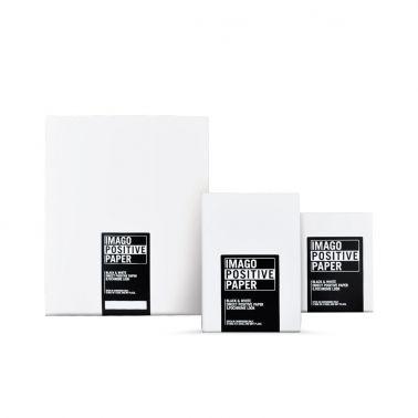 20,3x25,5 cm (8x10 INCH) - BRILLANT - 10 FEUILLES - Imago Direct Positive RC