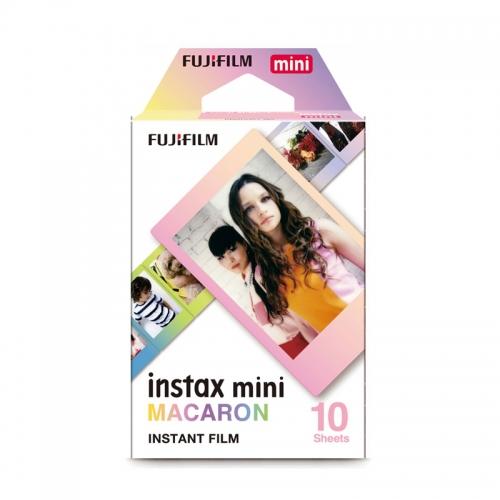 Fujifilm Instax Mini Film Macaron / (1x10)