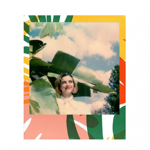 Polaroid 600 Color Instant Film - Tropical