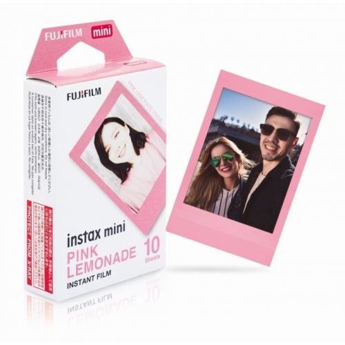 Fujifilm Instax Mini Film Pink Lemonade / (1x10)