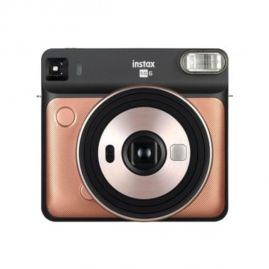 Fujifilm Instax Square SQ6 - Blush Gold