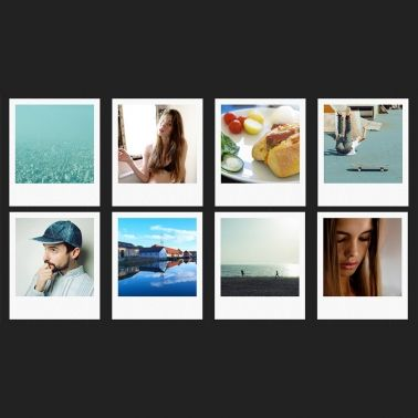 Fujifilm Instax SQUARE Film White / (2x10)