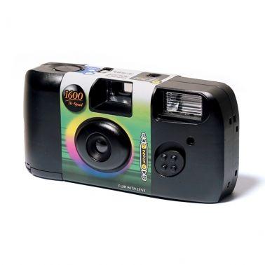 Fujifilm Hi-Speed 1600 Wegwerpcamera / 27 opnames