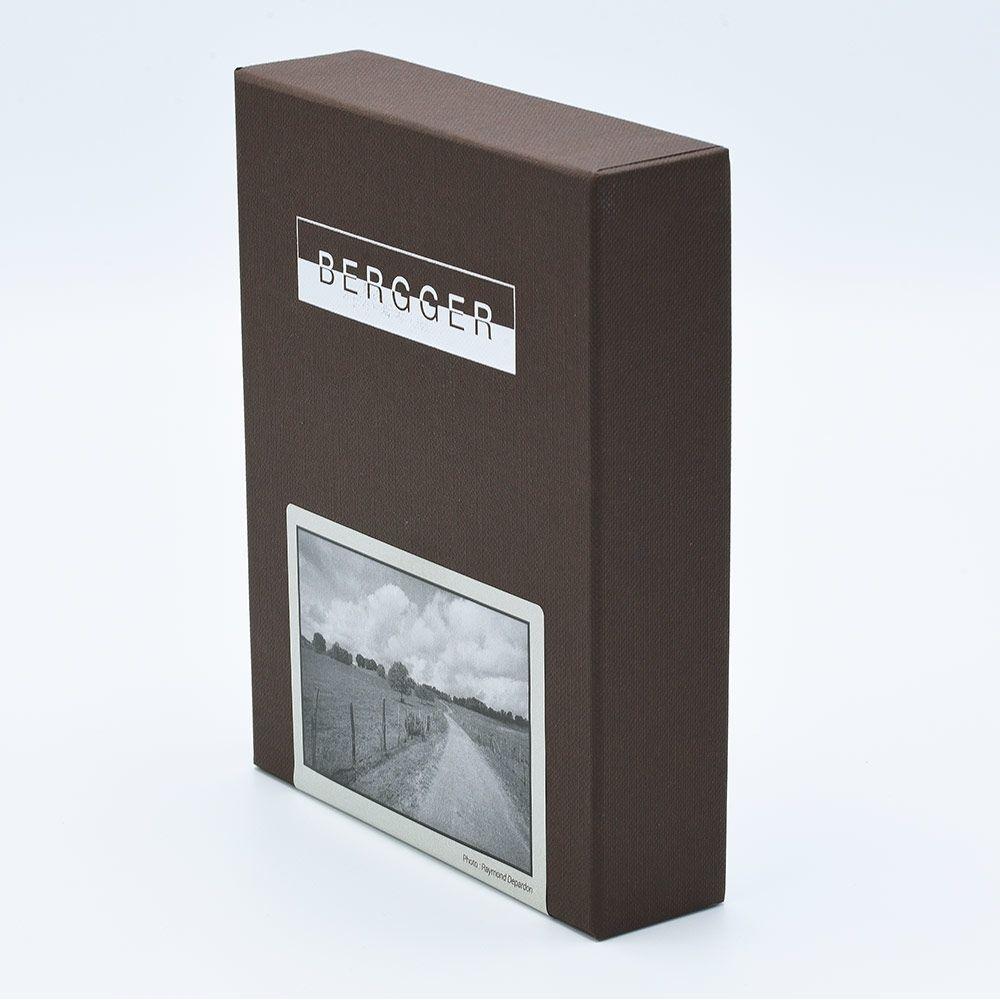 Bergger Pancro 400 4x5 INCH / 25 sheets