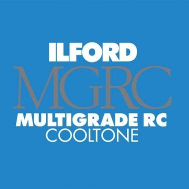 Ilford Photo 20,3x25,4 cm - GLANZEND - 100 VELLEN - Multigrade RC Cooltone HAR1951868