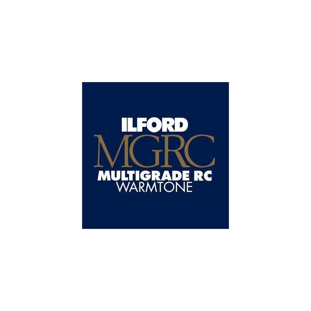 Ilford Photo 20,3x25,4 cm - PERLE - 250 FEUILLES - Multigrade RC Warmtone HAR1902532