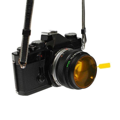 ADOX M49 Snap-On 85B Gelatine Filter