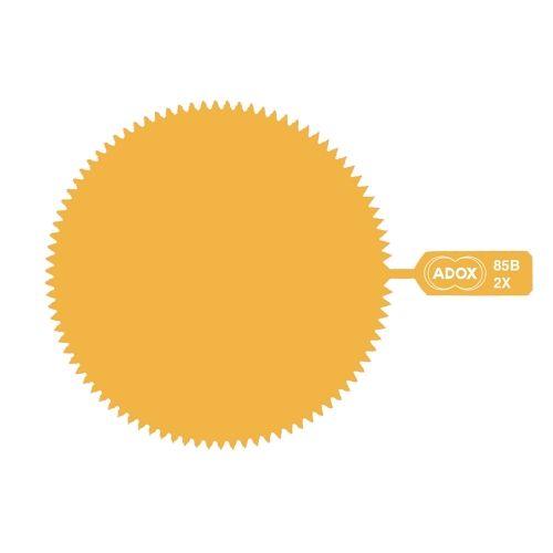 ADOX M55 Snap-On 85B Gelatine Filter