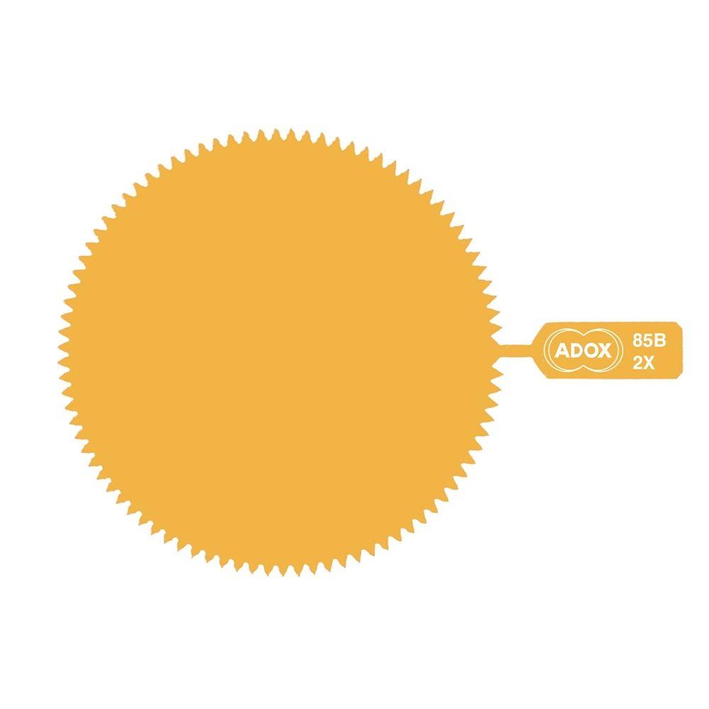 ADOX M72 Snap-On 85B Gelatine Filter