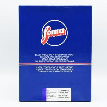 Foma 12,7x17,8 cm - GLOSSY - 100 SHEETS - FOMASPEED 311 Variant III V29320