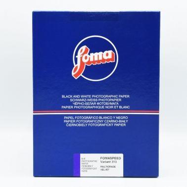 Foma 40,6x50,8 cm - VELVET - 10 SHEETS - FOMASPEED 313 Variant III V29544