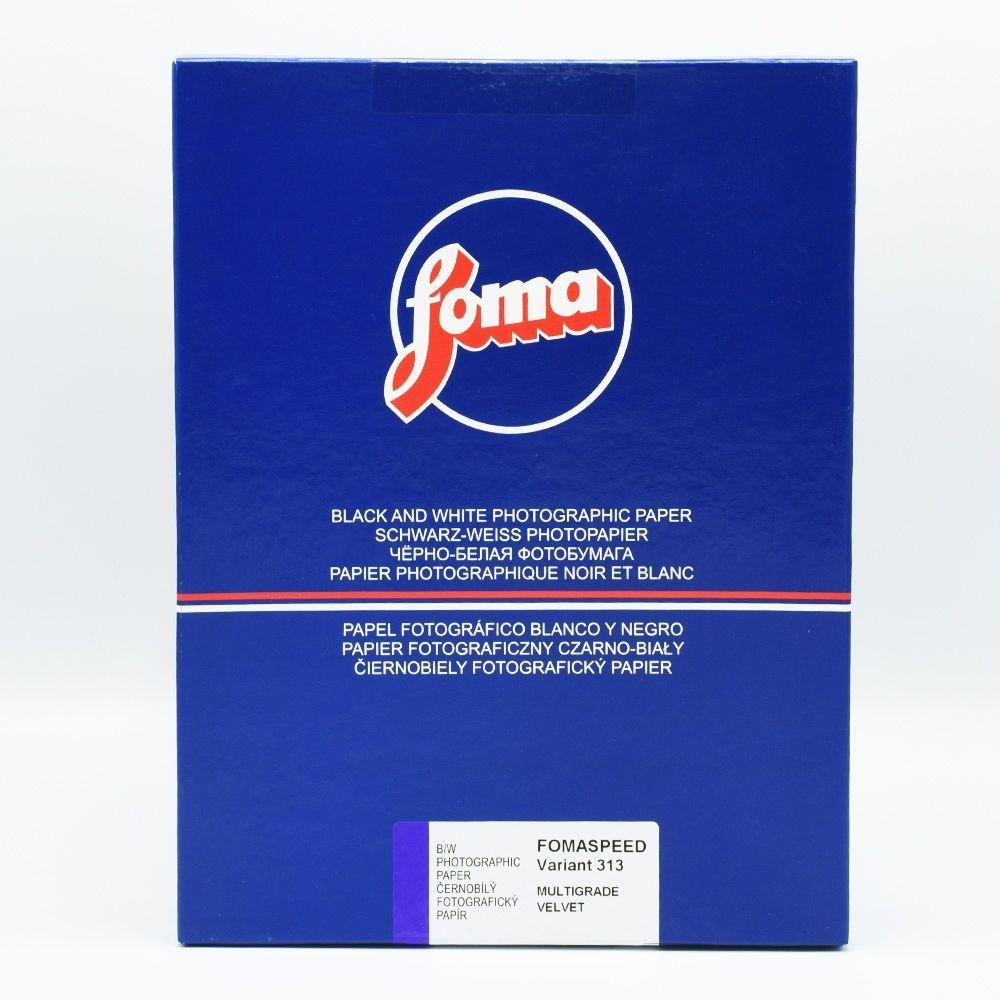 Foma 17,8x24 cm - SATINE - 50 FEUILLES - FOMASPEED 313 Variant III V29526
