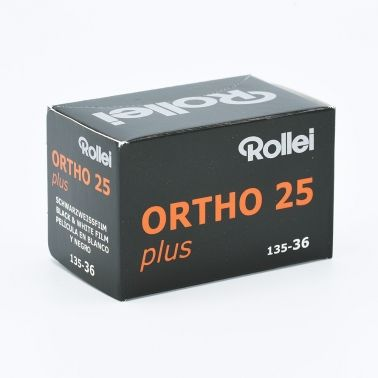 Rollei Ortho 25 Plus 135-36