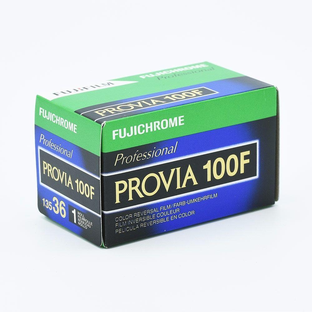 Fujichrome Provia 100F 135-36