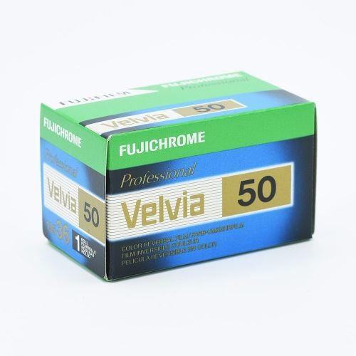 Fujichrome Velvia 50 135-36