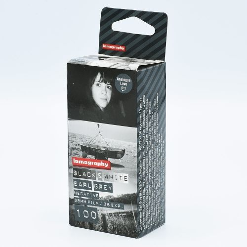 Lomography Earl Grey B&W 100 135-36 / 3-pack