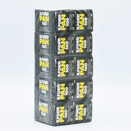 Ilford PAN 100 135-36 / 10-pack