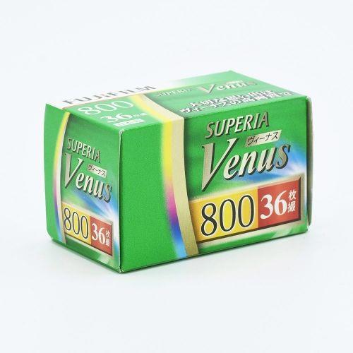 Fujifilm Superia Venus 800 135-36