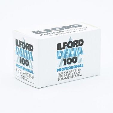 Ilford Delta 100 135-36
