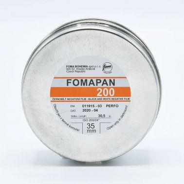 Fomapan 200 Creative 35mm x 30,5m