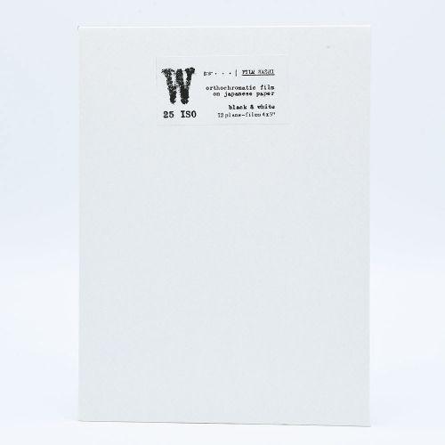 Washi Film W 25 4x5 INCH / 12 sheets